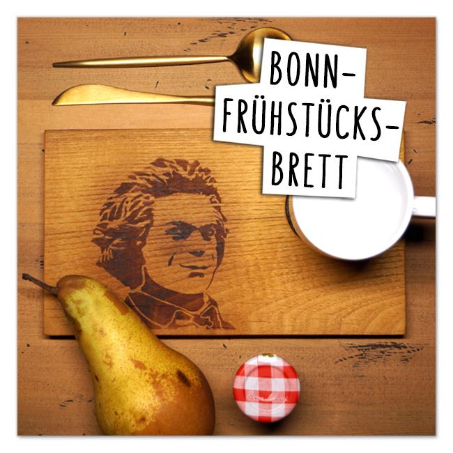 Bonn Frühstücks-Brett