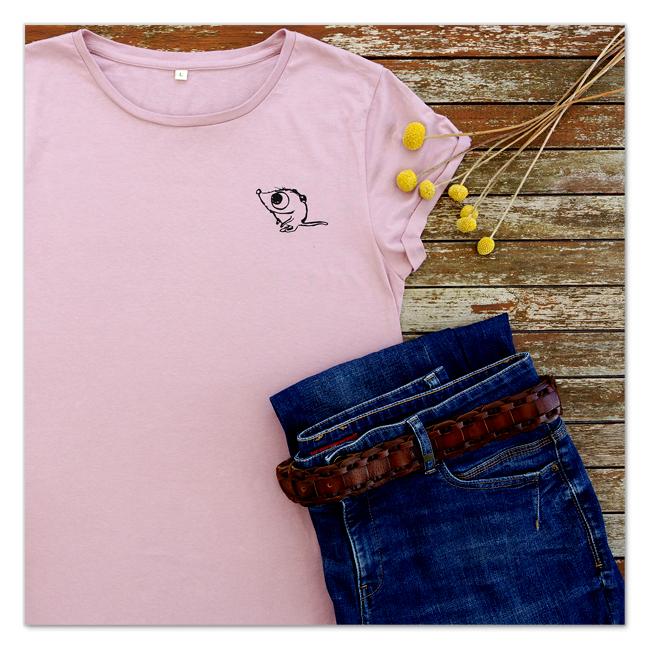 Kugelgetier-T-Shirts